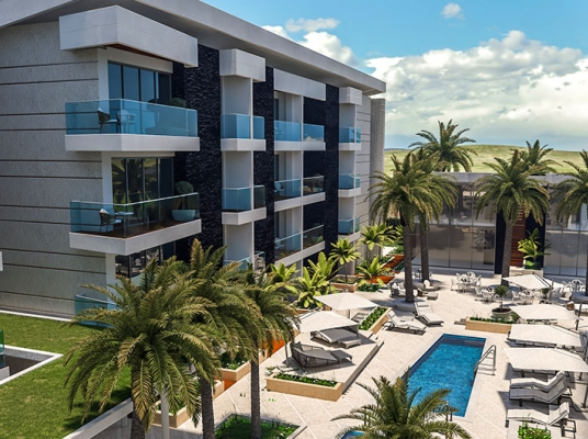 Innovadores apartamentos zona Punta Cana.
