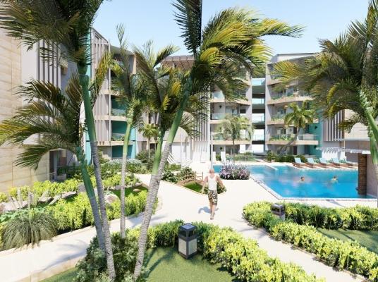 Venta de apartamento 1 habitación a 3 minutos de la playa