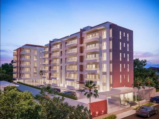 Proyecto residencial, El Millon. Agosto 2017