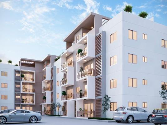Proyecto de apartamentos en la Av. España