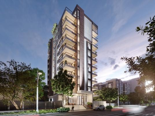 Proyecto de apartamentos en Naco