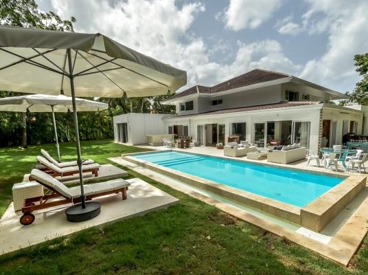 Hermosa Villa en Casa de Campo Armoniosamente equilibrada tu y tus huéspedes se sentirán en el Paraíso