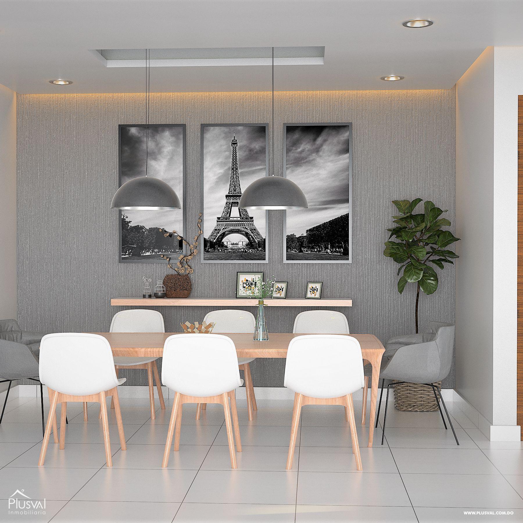Apartamento en Venta en Urbanización Real con 3 habs MAS estudio 161123