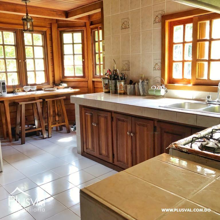 Hermosa Villa en Jarabacoa 156755