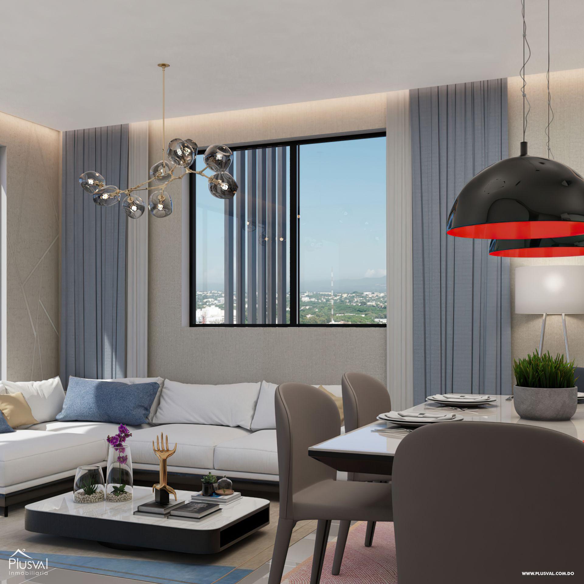Exclusivo apartamento tipo suite en zona premium 177540
