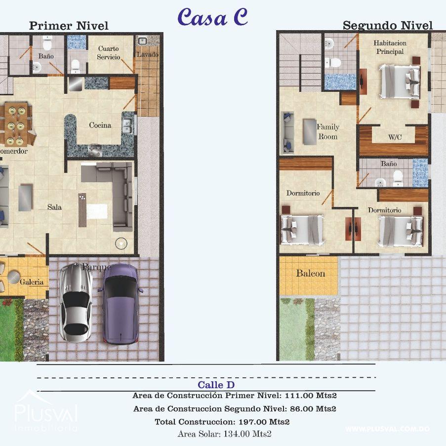 Casa en Venta de Dos niveles en Vista Hermosa 151041