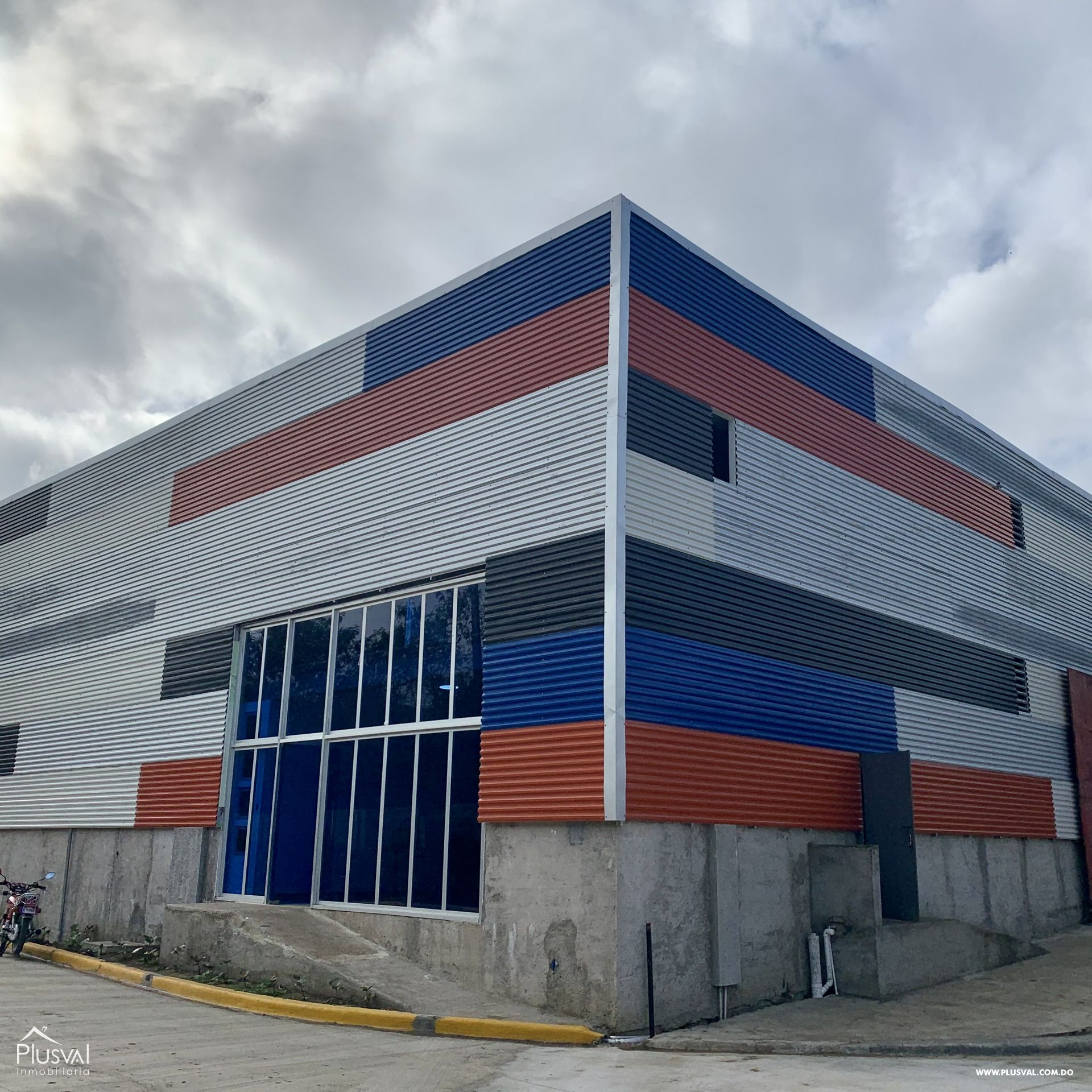 Nave ubicada en Circunvalación Norte Santiago