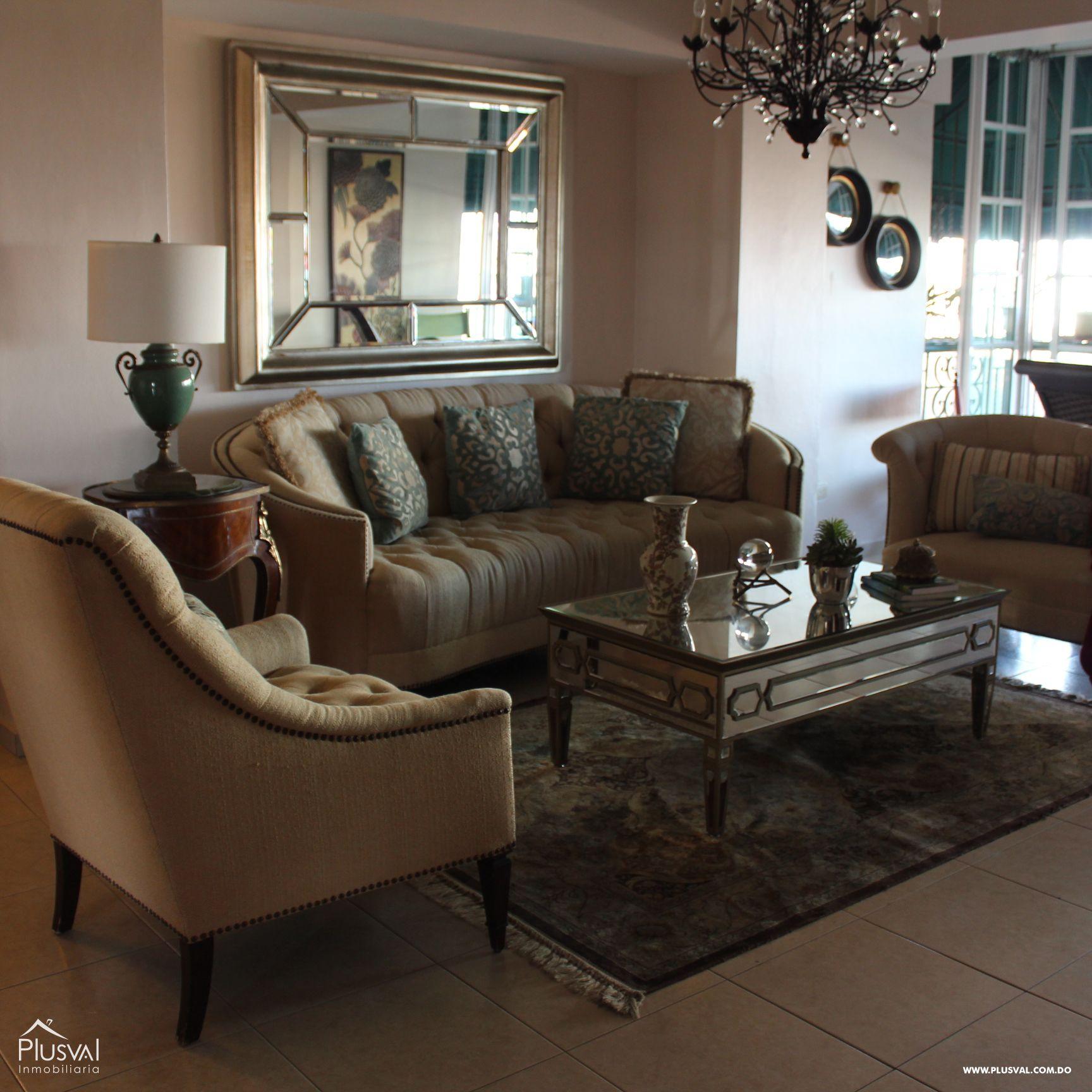 Hermoso Apartamento tipo PH en Venta en Evaristo Morales! 157293
