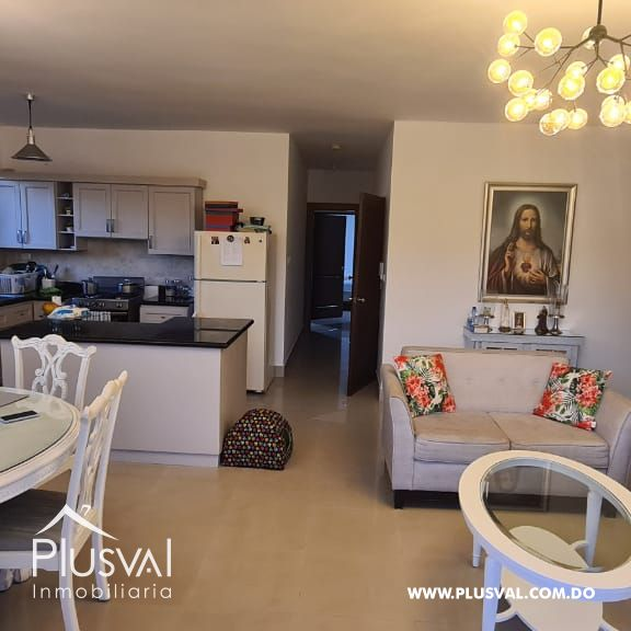 Acogedor y amplio apartamento con acceso a azotea