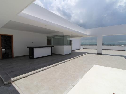 Nuevo Penthouse en venta en Naco