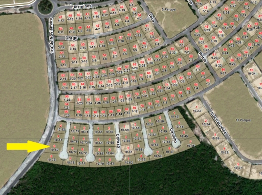 LOT FOR SALE/ Solar Venta Puntacana Village