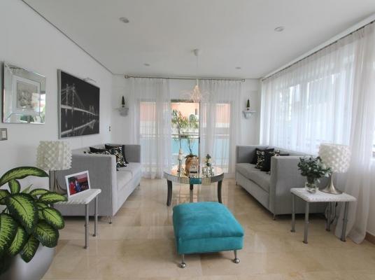 Amplio apartamento en venta, Los  Cacicazgos
