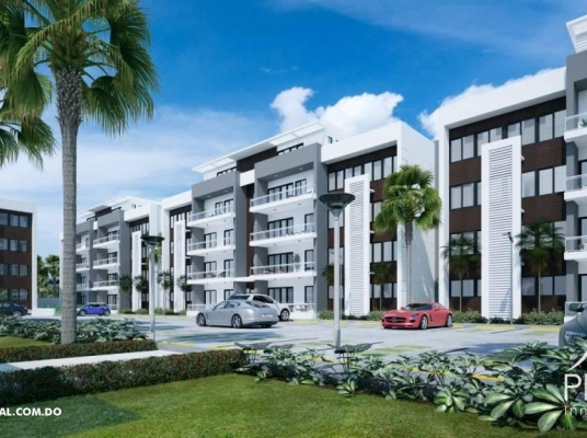 Hermoso proyecto residencial