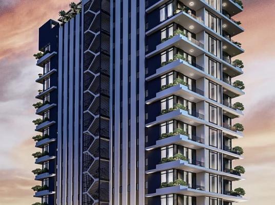 Nuevo concepto de torreen donde todo lujo y detalle se conjugan