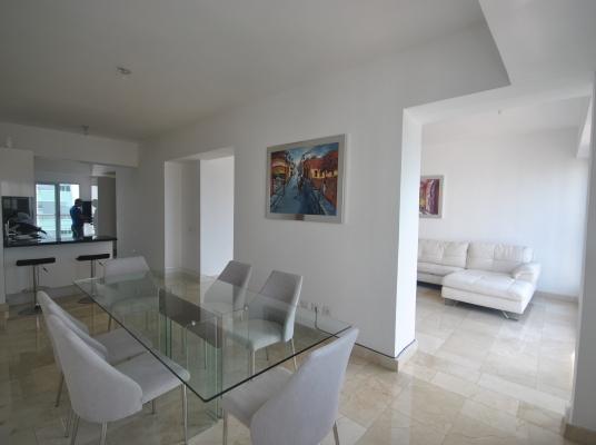 Apartamento en alquiler amueblado, Piantini