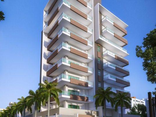 Moderno Proyecto de Apartamentos en Mirador Sur