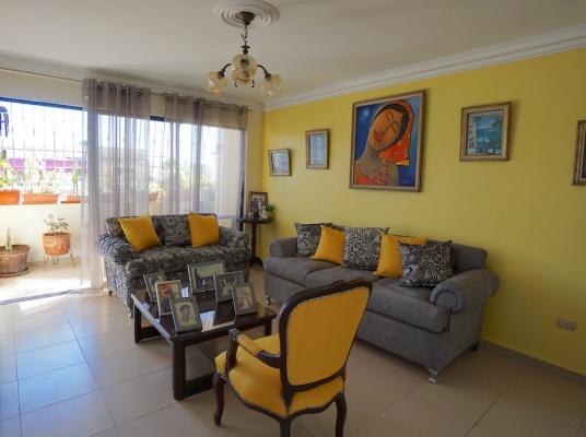 Acogedor apartamento en venta, Av. Independencia