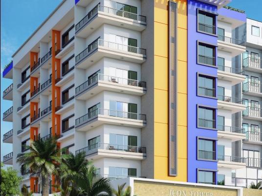 Proyecto de Apartamentos en Zona Universitaria, Construcción, con apartamentos de 1 y 2 habitaciones.