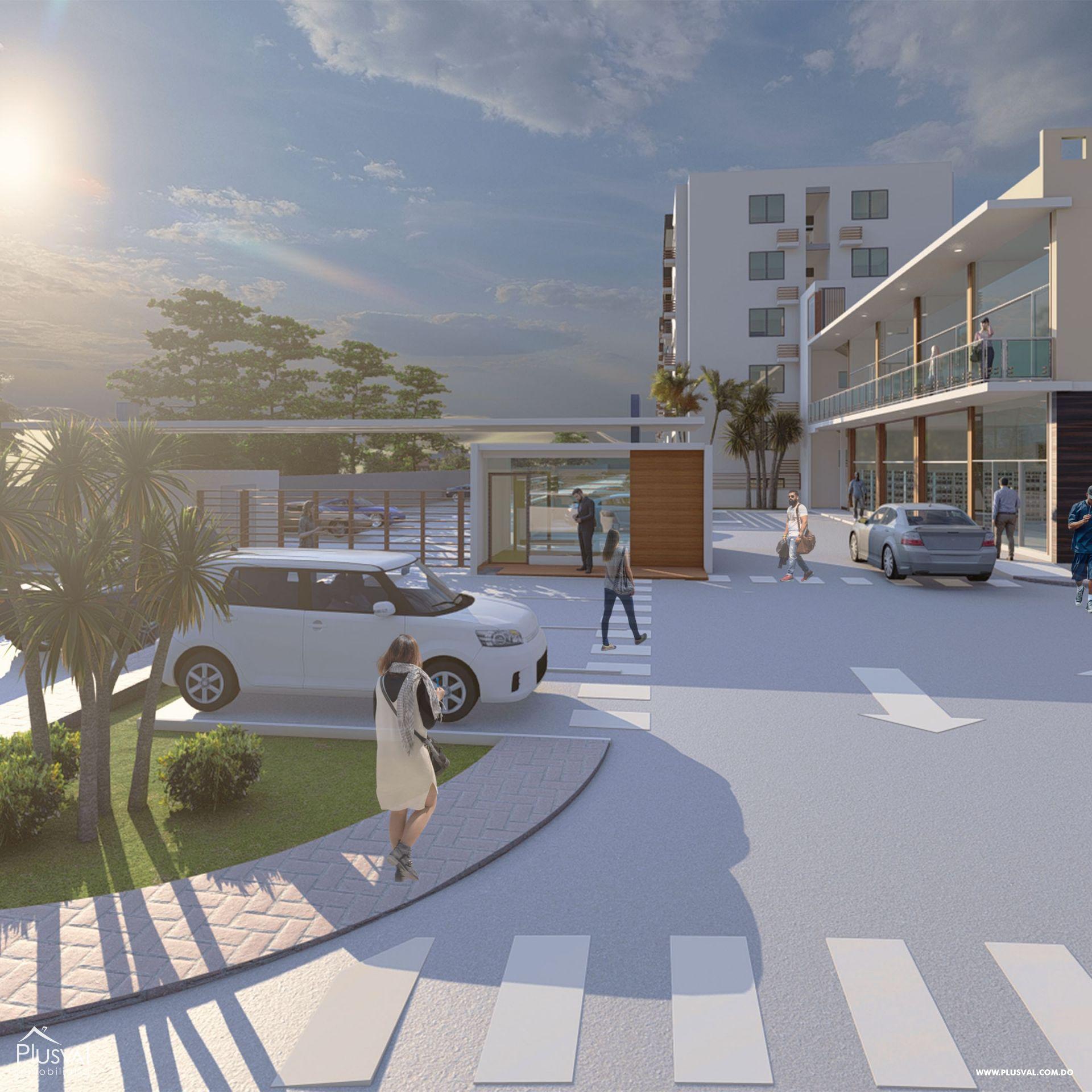 Moderno Proyecto de Apartamentos en Santiago 166983