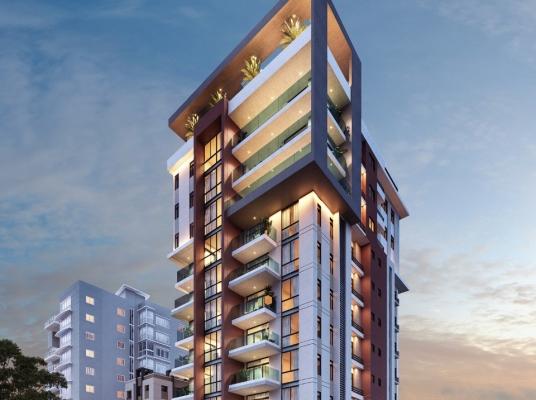 Proyecto de apartamentos en Serralles.