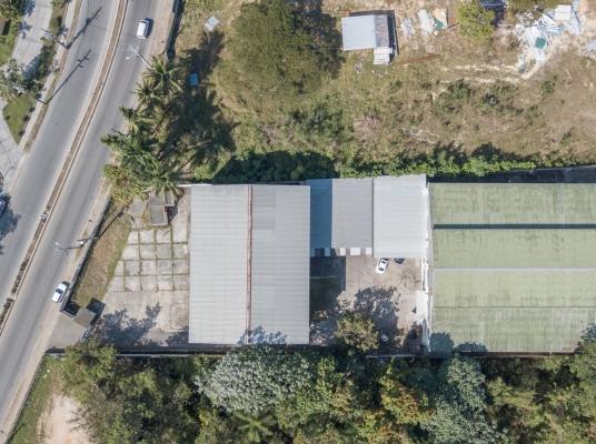 Se vende Edificio Industrial el Distrito Nacional
