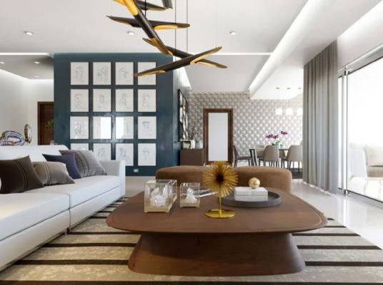 Proyecto de apartamentos en Naco - 1 por piso