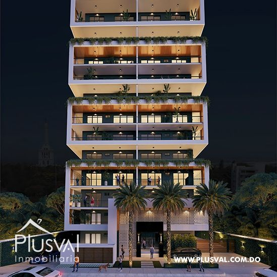 Torre de Lujo con Apartamentos tipo Suites 152084