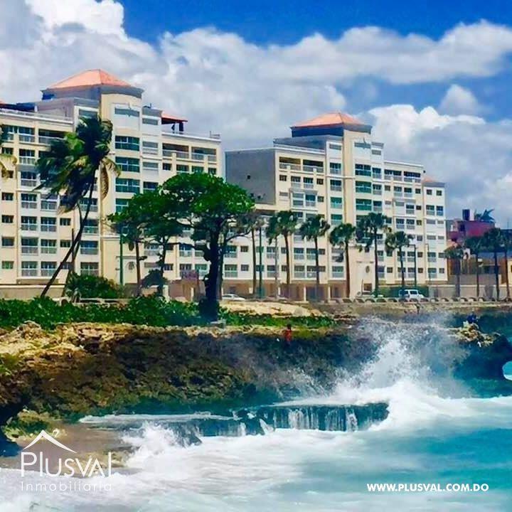 Venta de apartamentos amueblados en el Malecón de Santo Domingo