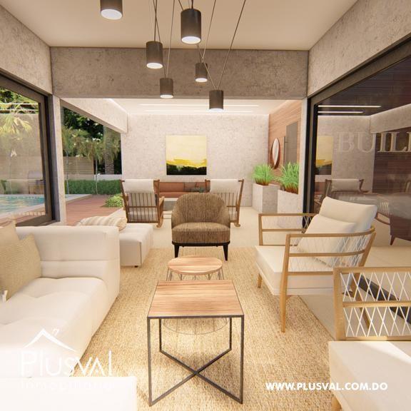 Apartamento tipo Pent-House de Lujo en Playa Dorada