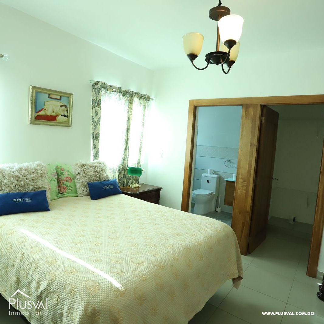Apartamento en renta amueblado ubicado en Llanos de Gurabo 188141
