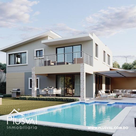 Casa en venta, en Puntacana Village de excelente distribución 159484