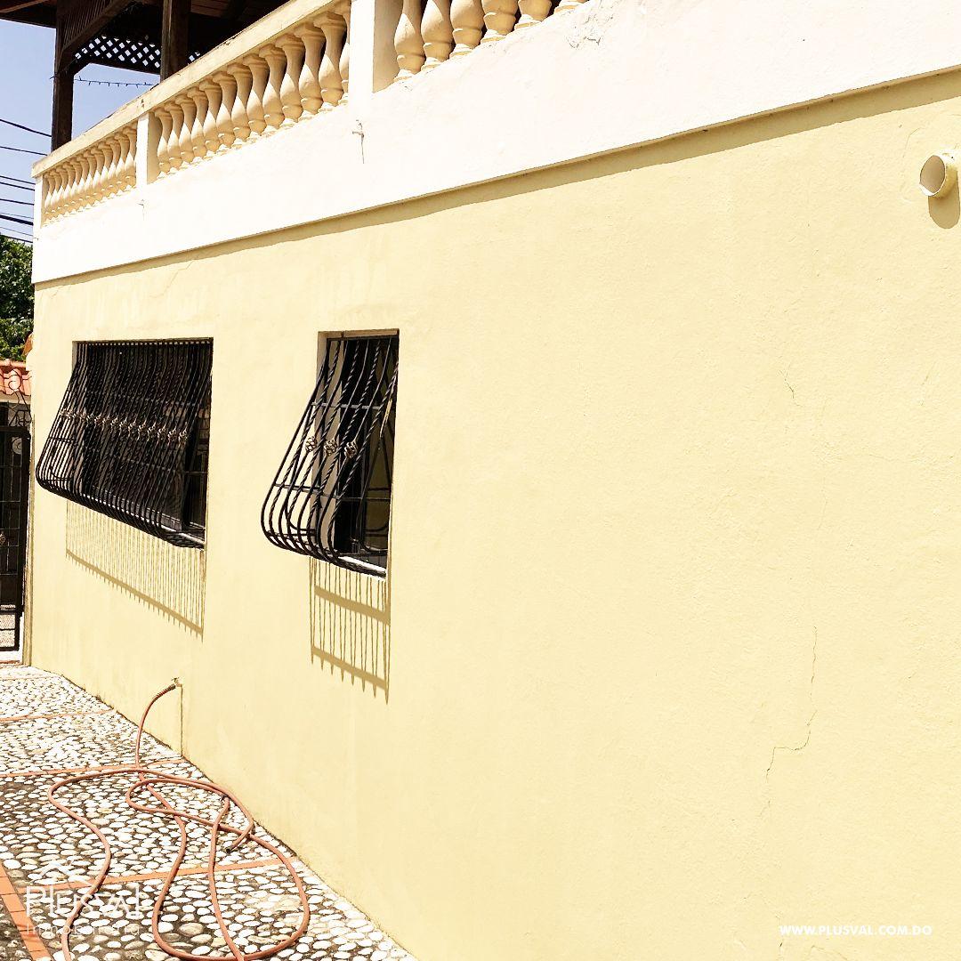 Amplia casa en Reparto Los Tres Ojos 187671