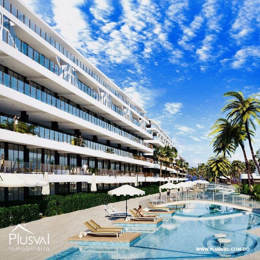 Lujoso apartamento estilo resort en Cap Cana 188148