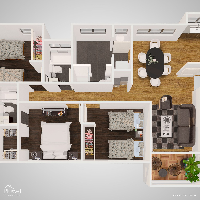 Residencial con Bono de Primera vivienda en el Distrito Nacional 179086