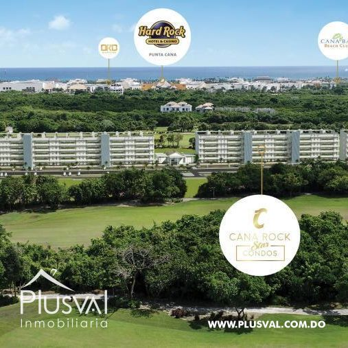 Lujoso apartamento estilo resort en Cap Cana 188156