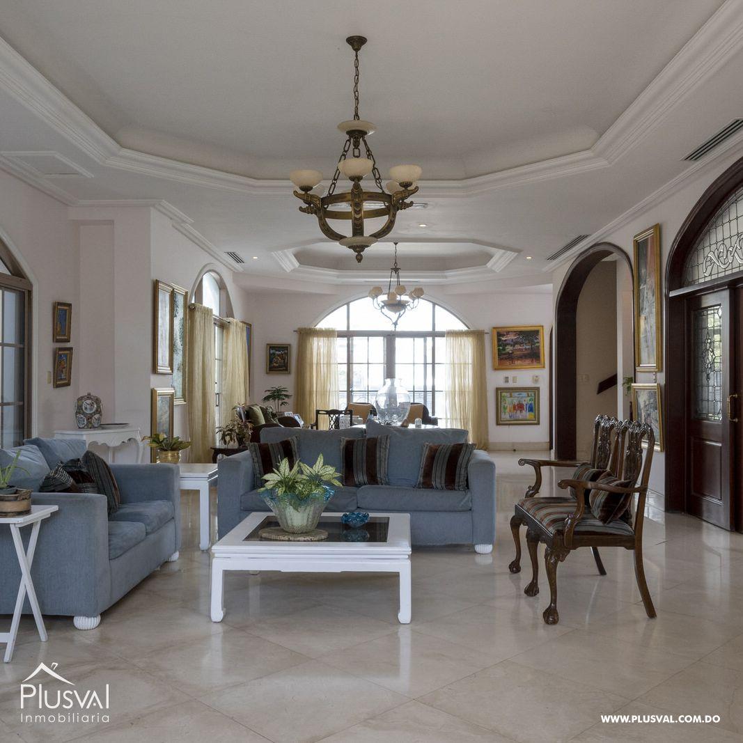 Casa en venta, Piantini