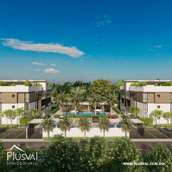 Apartamentos en Venta, con confortable estilo, en Punta Cana 181058
