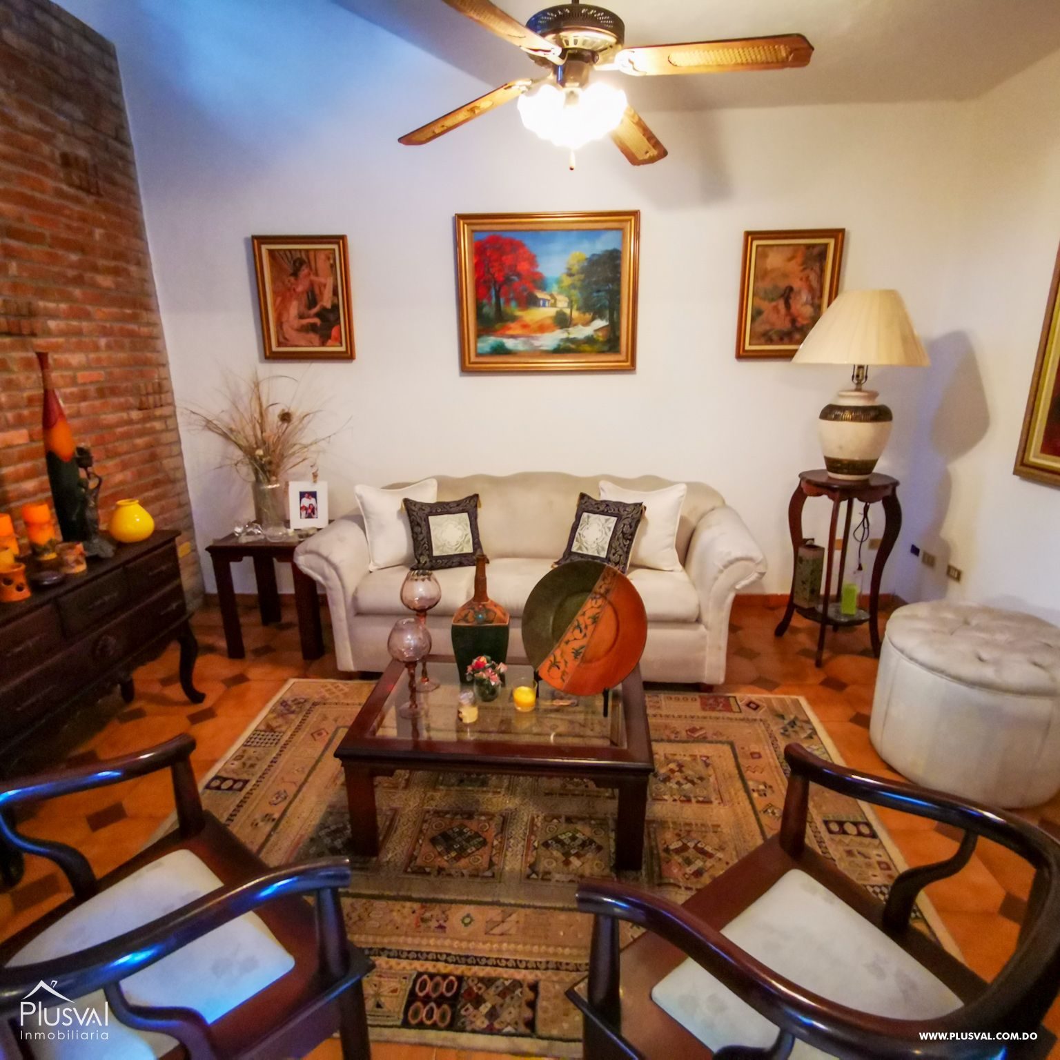 Casa-Terreno 500 mts2 Ideal para Plaza o Local Comercial en Los Prados 179160