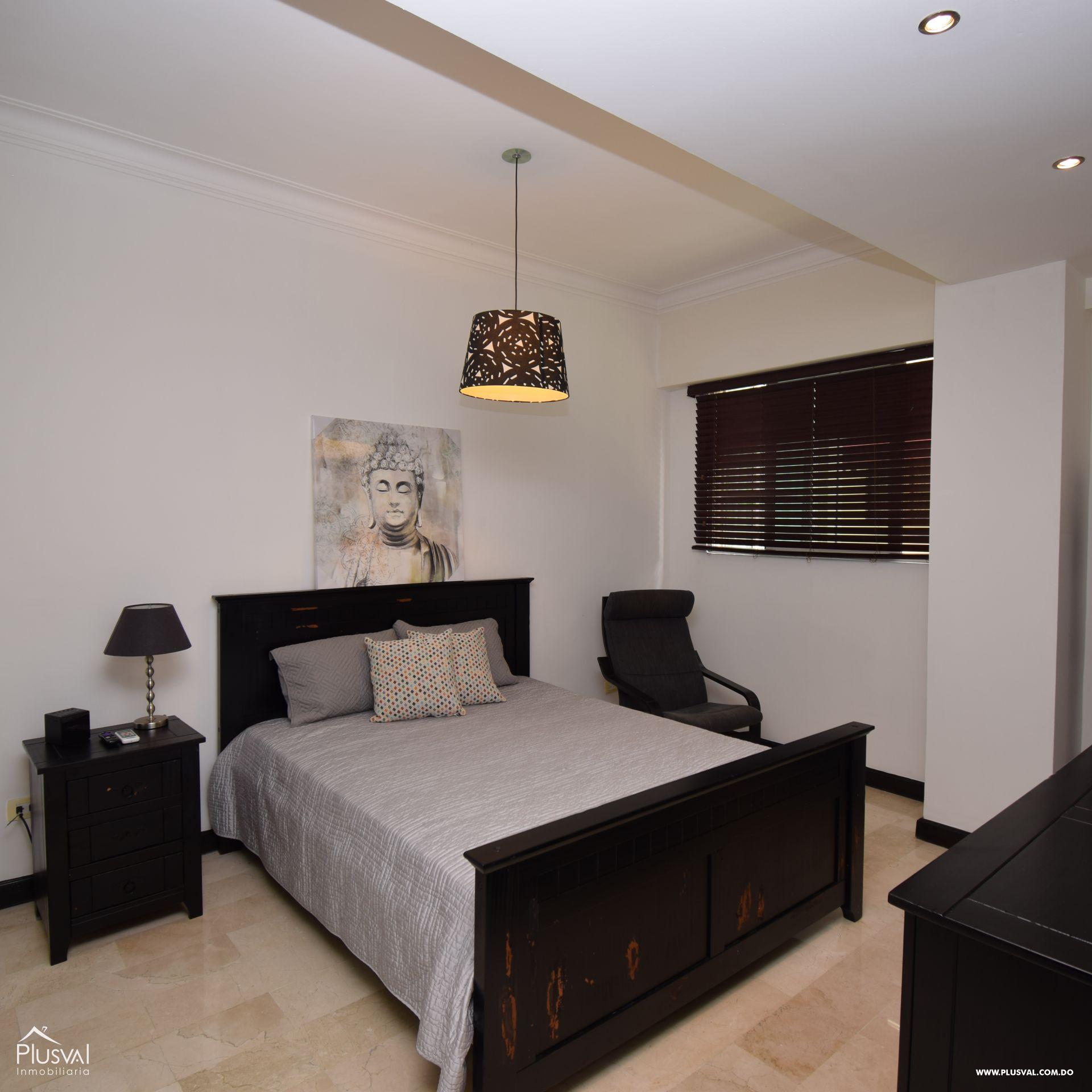 Apartamento en alquiler amueblado en Naco 154915