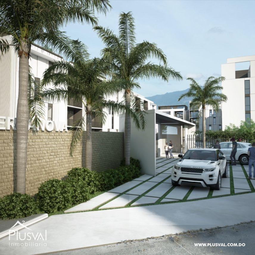 Apartamento de venta en Don Pedro con área social y piscina 178459