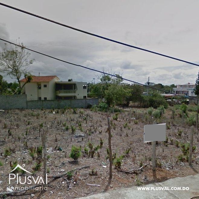 Terreno con excelente ubicacion ideal para Desarrollo Inmobiliario 162325