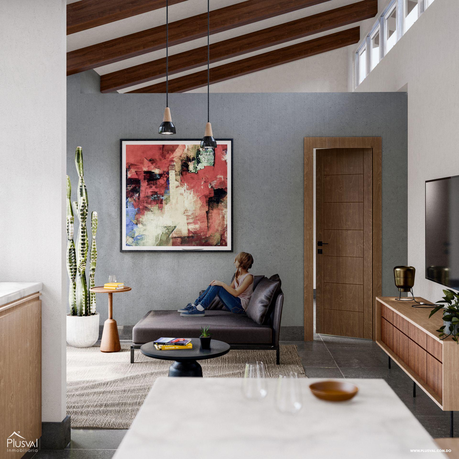 Moderno proyecto de apartamentos en el Dorado 176278