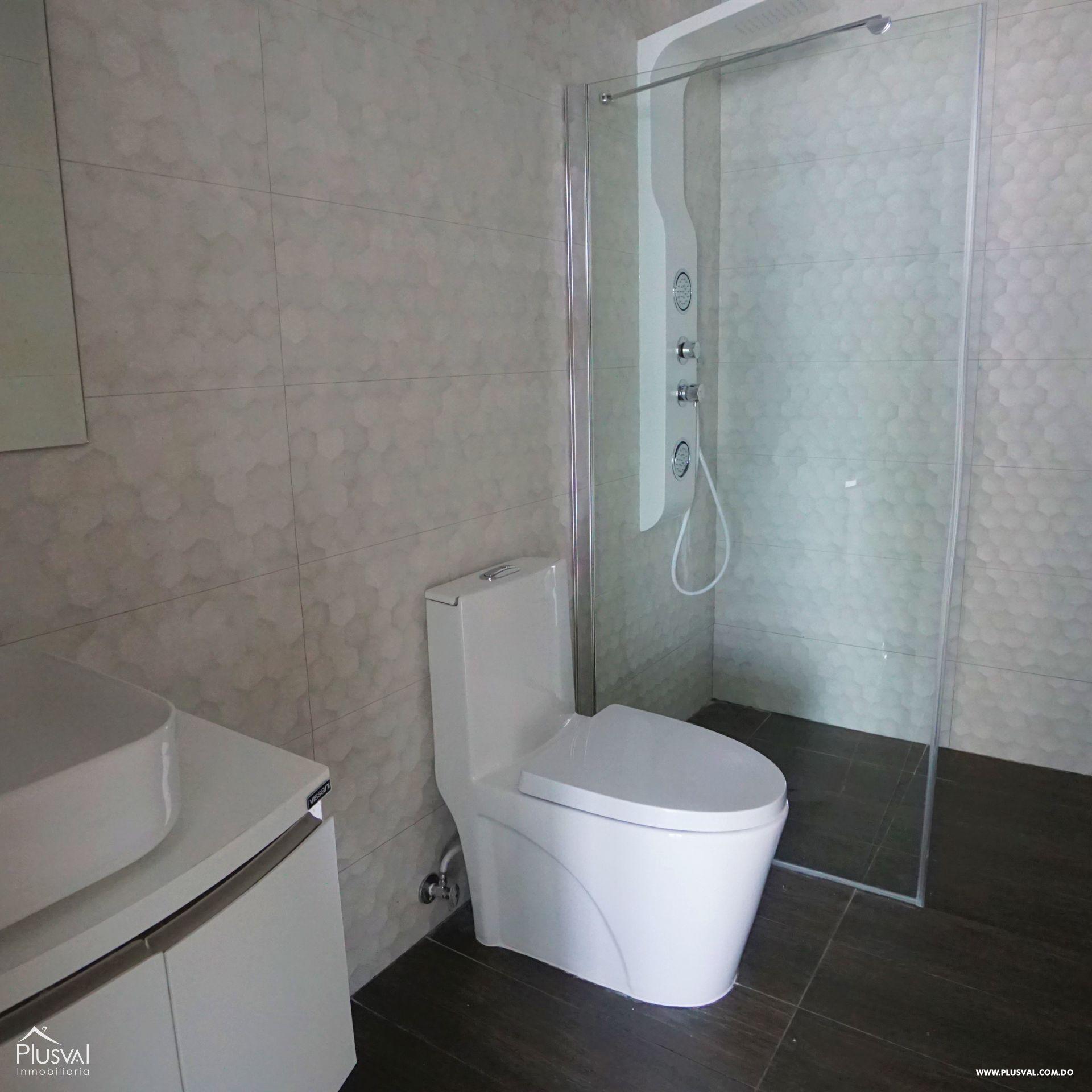 Apartamento en alquiler con linea blanca en Piantini 183088