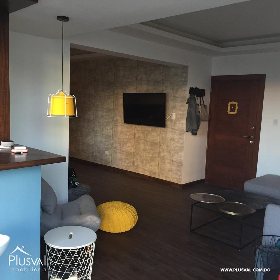 Exclusivo Apartamento en Venta (Mirador Norte) Completamente Amueblado 159802