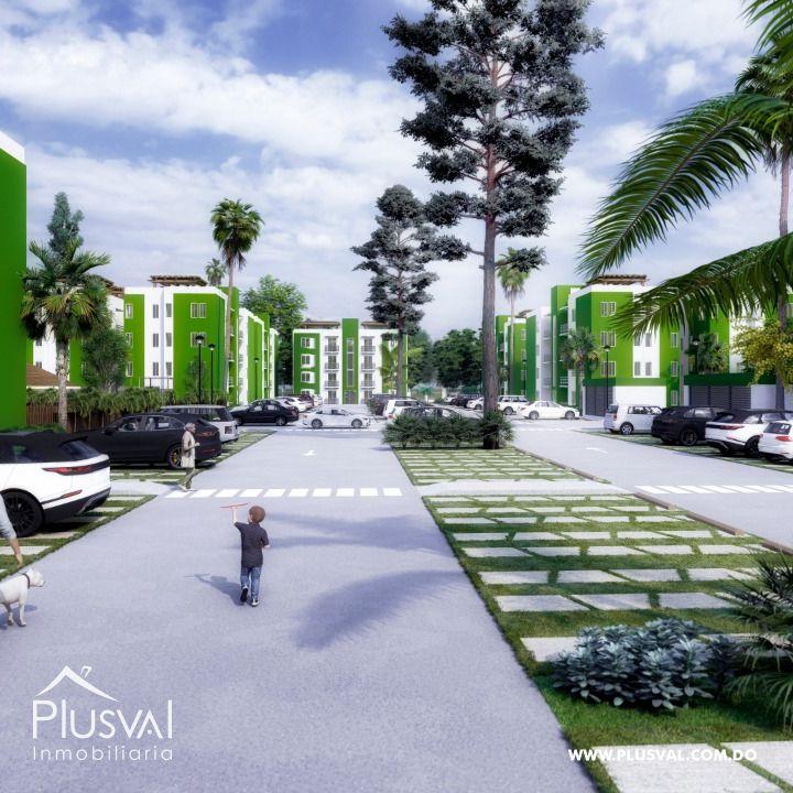 Apartamentos en 4to Nivel Ciudad Juan Bosch