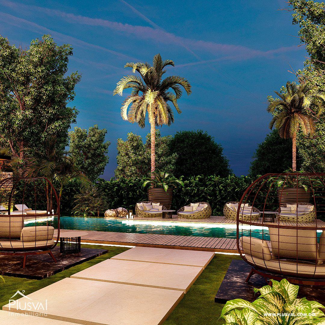 Apartamentos en Venta, con moderno estilo, en Las Canas, Cap Cana 175544