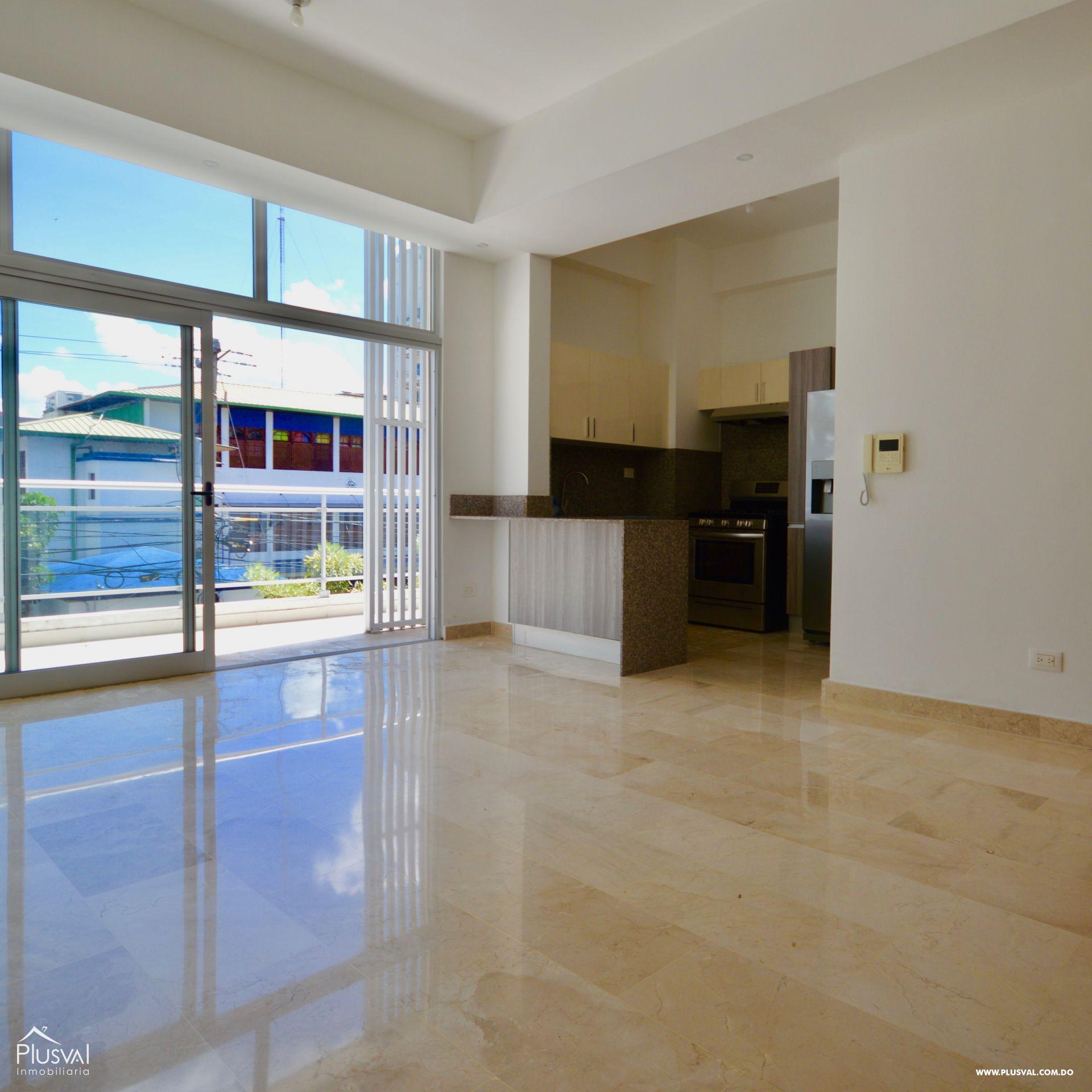 Hermoso apartamento en alquiler, Evaristo Morales