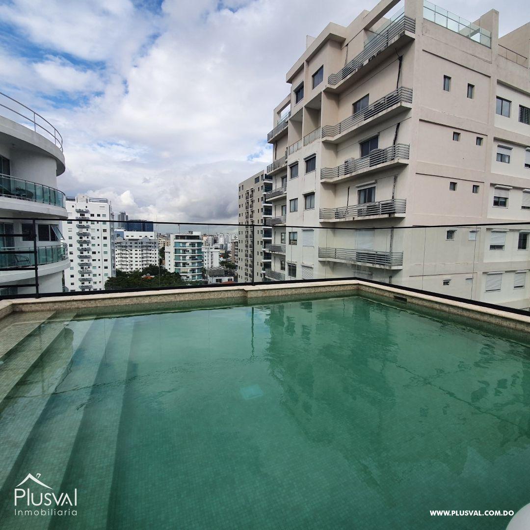Apartamento en venta de 2 habitaciones en Piantini