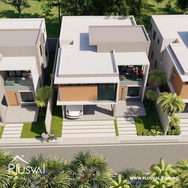 Proyecto de casas en venta 171895