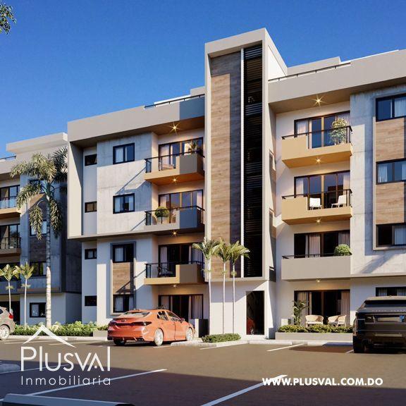 PARQUES DEL ESTE RESIDENCES Apartamentos en Santo Domingo Este con bono vivienda 184300